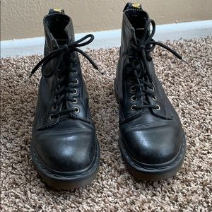 Dr Martens Boots, Air cushioned soles